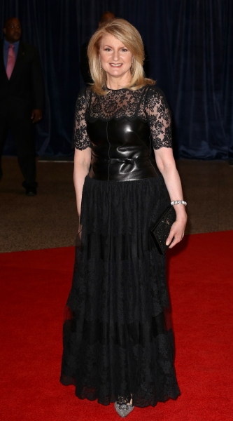 Photo Coverage: On the Red Carpet at the White House Correspondents' Association Dinner