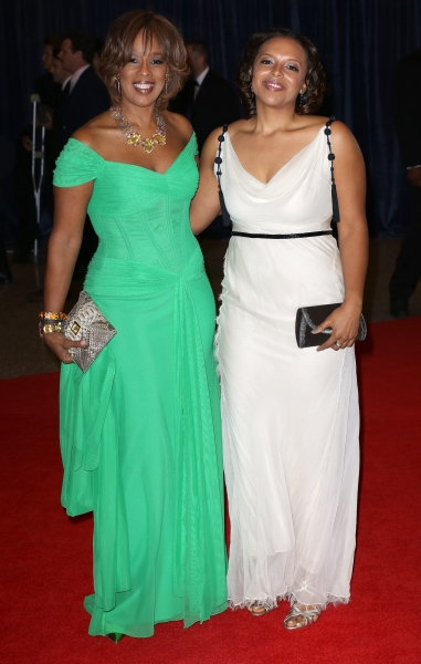 Gayle King & daughter Kirby Bumpus