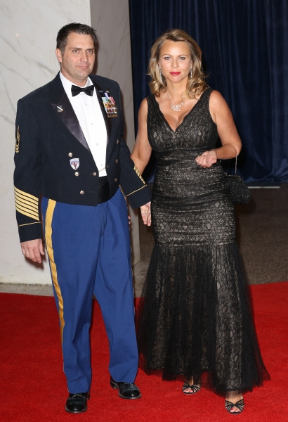 Photo Coverage: On the Red Carpet at the White House