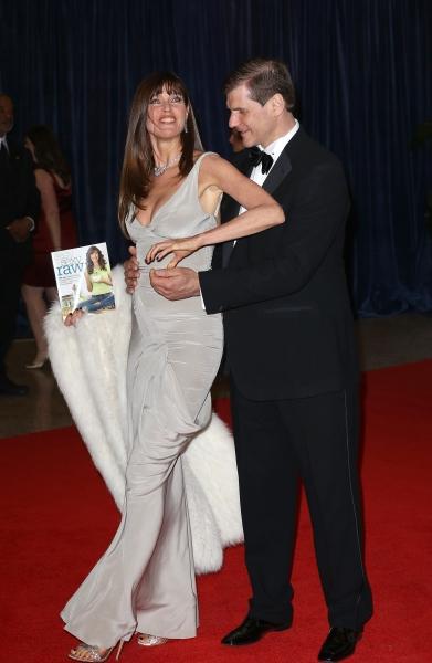 Carol Alt with husband, NY Islanders Alexei Yashin