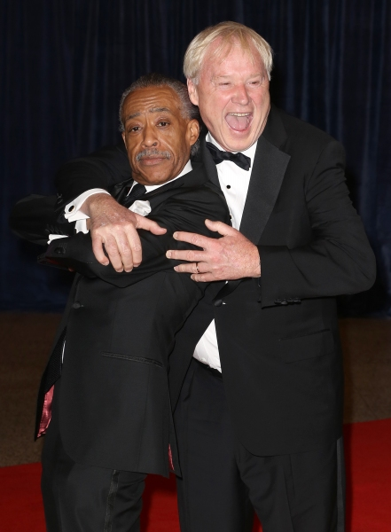 Al Sharpton, Chris Matthews