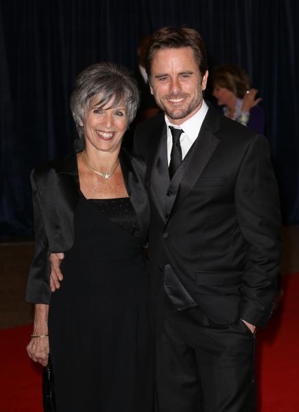 Charles Esten & Mom