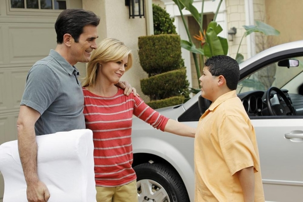 Ty Burrell, Julie Bowen, Rico Rodriguez