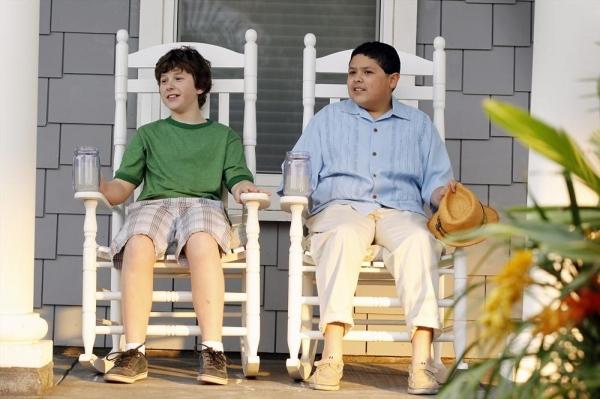 Nolan Gould, Rico Rodriguez