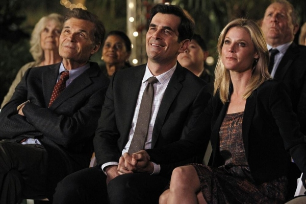 Fred Willard, Ty Burrell, Julie Bowen