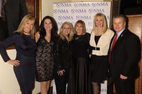 Katlean de Monchy, Lorraine Cancro, Rita Cosby, Lynn Bozof, Sara Herbert-Galloway, To Photo