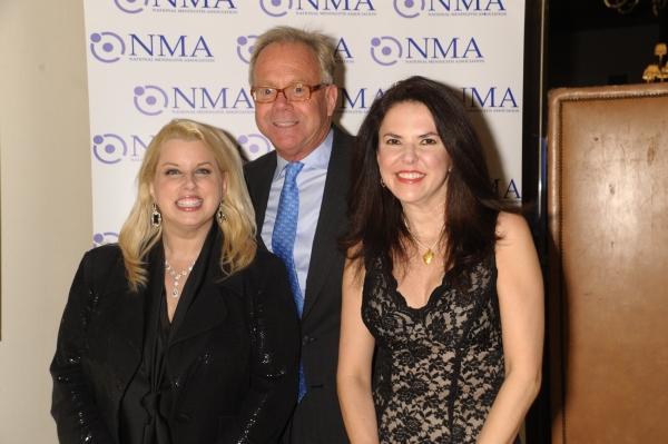 Rita Cosby, Gary Andreassen, Lorraine Cancro