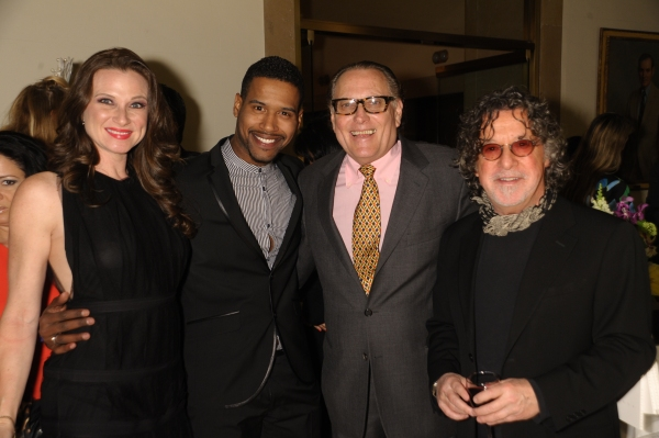 Cindy Marinangel, Engels Santana, Errol Rappaport, Robert Farber
