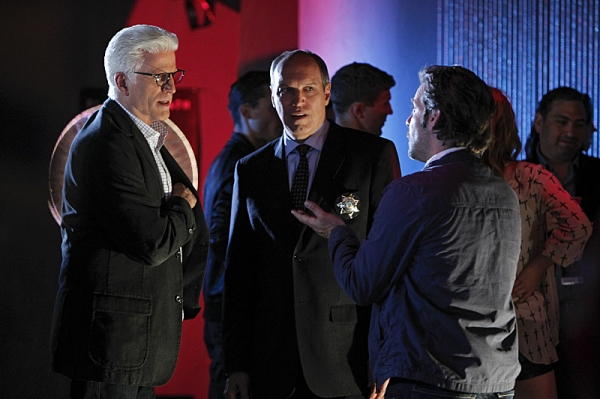 Ted Danson, Marc Vann, James Callis)