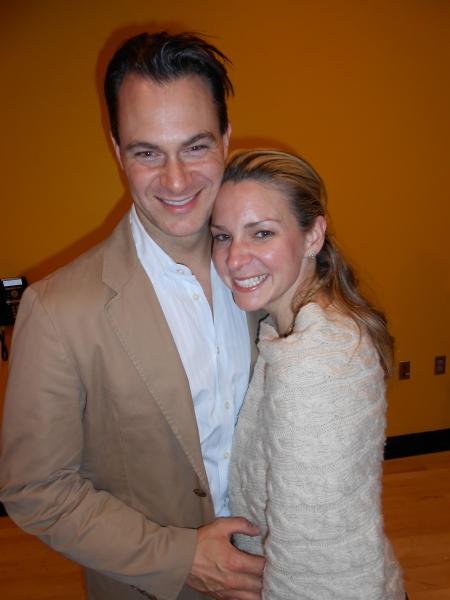 Matt and Jessica Bogart Photo