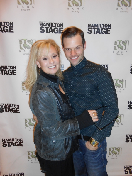 Photo Flash: Jessica Burrows, Matt Bogart and More at American Theater Group's HIMSELF AND NORA Opening