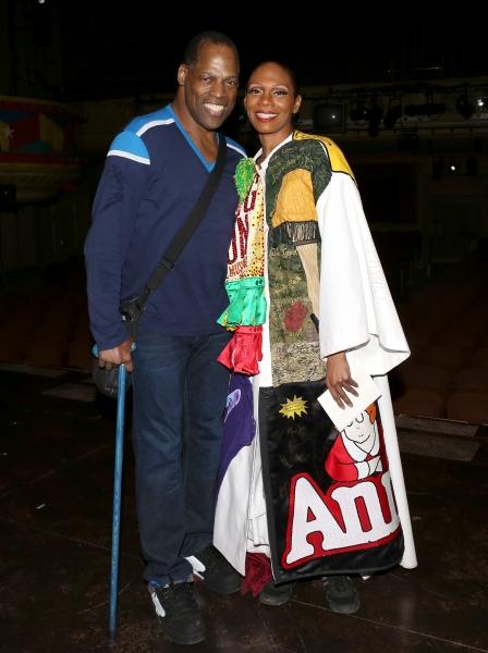 Adrian Bailey & Stephanie Pope