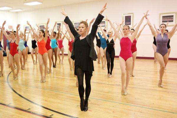 Director and Choreographer of the Radio City Christmas Spectacular, Linda Haberman, t Photo