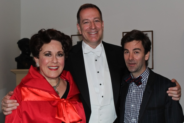 Judy Kaye, Ted Sperling and Tom Gold