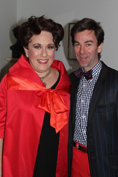 Judy Kaye and Tom Gold