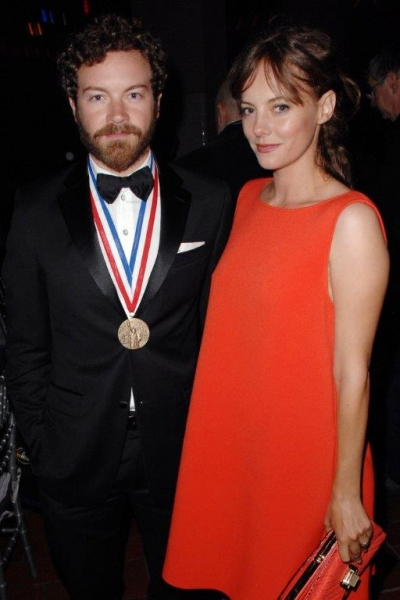 Medal of Honor Winner Danny Masterson and Bijou Phillips