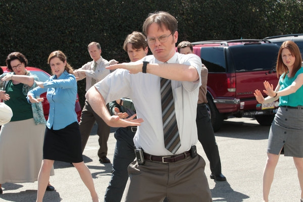 Phyllis Smith, Jenna Fischer, Jake Lacy, Rainn Wilson, Ellie Kemper