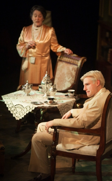 Photo Flash: First Look at Nora Ulrey, Madison Niederhauser and More in TEA WITH EDIE AND FITZ