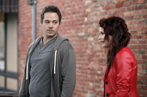Michael Raymond-JAMES, Emilie de Ravin