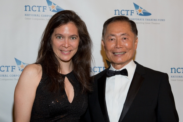Photo Flash: Vanessa Williams, George Takei and More at NCTF Gala