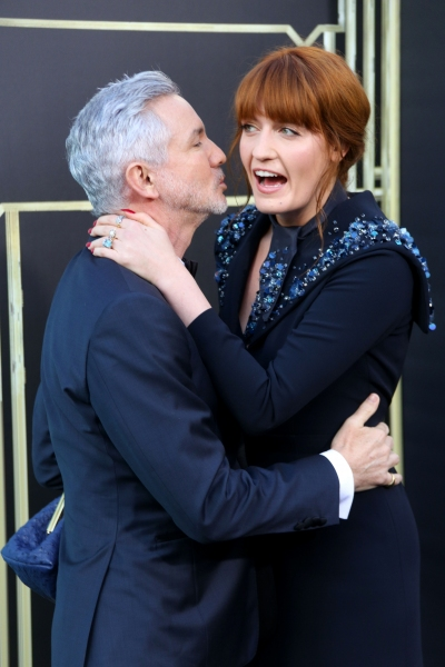 Baz Luhrmann and Florence Welch