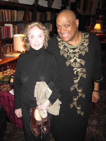Charlotte Moore, Kevin Rennard Photo