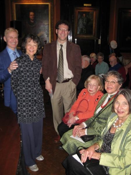 Richard Weinburg, Maggie Buchwald, Andrew M. Flescher, Anita Jaffe, Florence Teuscher, Donna Sorensen