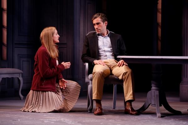 Keira Naughton and Jake Robards  Photo