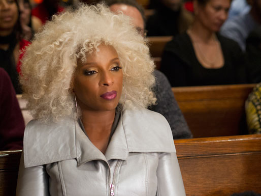 First Look At Jennifer Hudson In BLACK NATIVITY