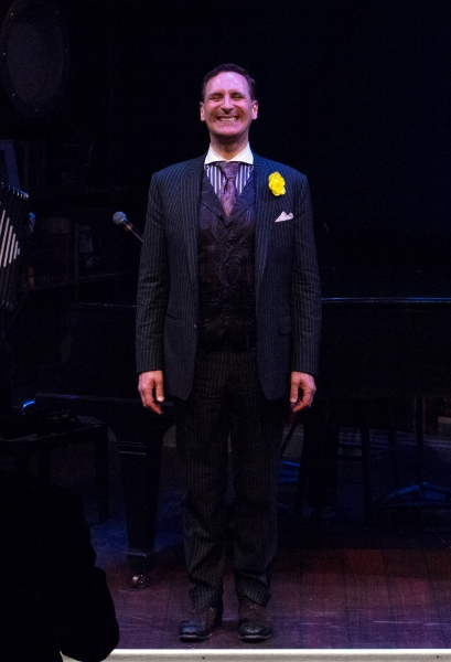 Photo Coverage: Inside Opening Night of I'M A STRANGER HERE MYSELF