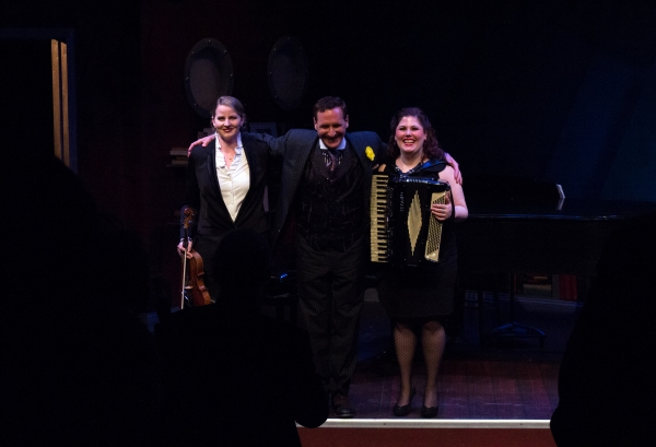 Jessica Wright, Mark Nadler, Franca Vercelloni