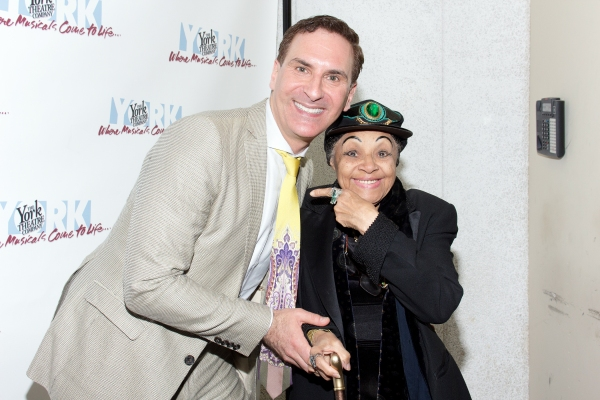 Mark Nadler, Dawn Hampton Photo