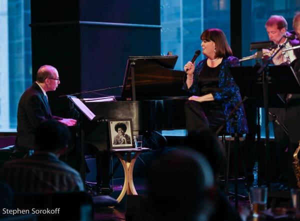 Ted Rosenthal, (Sarah Vaughan) Ann Hampton Callaway