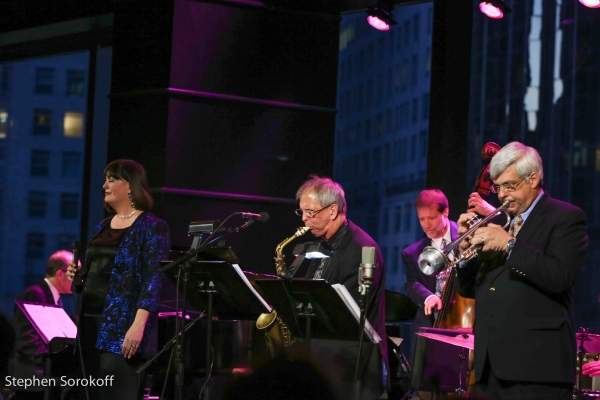 Ted Rosenthal, Ann Hampton Callaway, Dick Oatts, Dean Johnson, Randy Sandke Photo