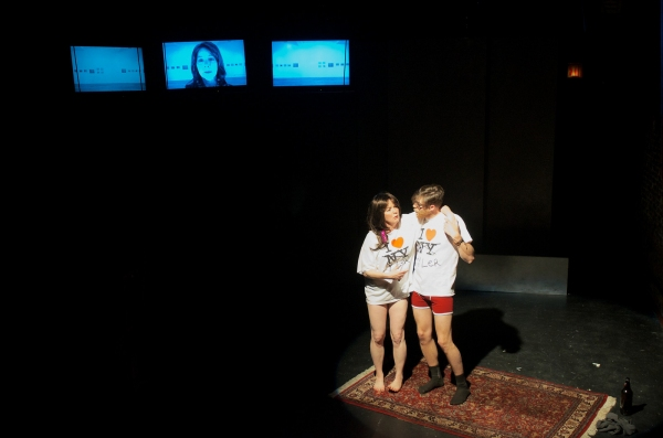 Photo Flash: First Look at CHEMISTRY OF LOVE Premiere at La MaMa