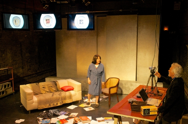 Photos: First Look at CHEMISTRY OF LOVE Premiere at La MaMa