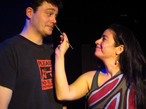 Jack Evans and Lisa Burl