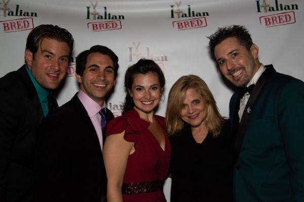 Tom Felicciardi (producer), David Dabbon (musical Supervisor, Candice Guardino, Donna Drake (dir), Robert Levinstein (assoc. Producer)
