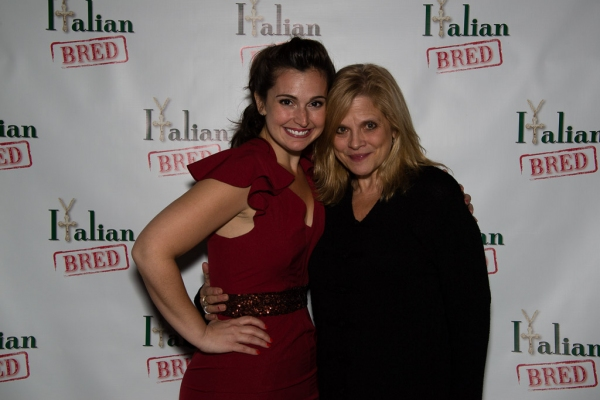 Candice Guardino and Donna Drake