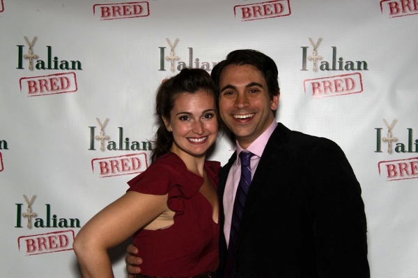Candice Guardino and David Dabbon