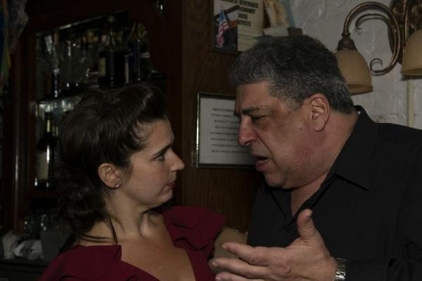 Photo Flash: Candice Guardino, Tony Danza, Vincent Pastore
