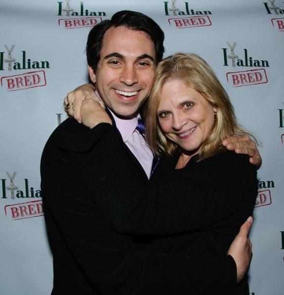 David Dabbon and Donna Drake Photo