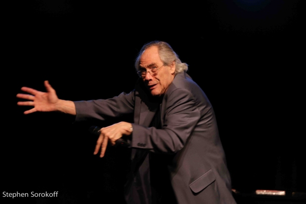 Photo Coverage: Robert Klein Brings Standup to Stage 72