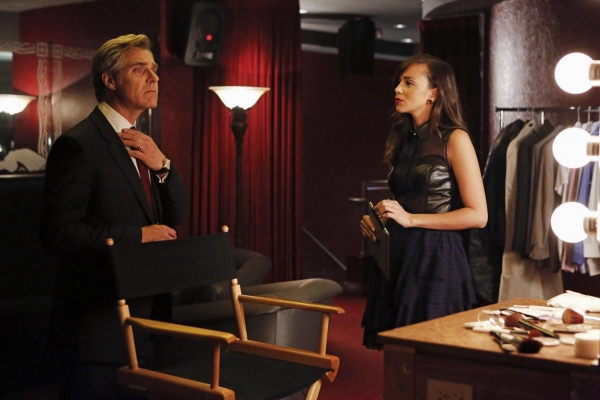 Henry Czerny, Ashley MadekwE