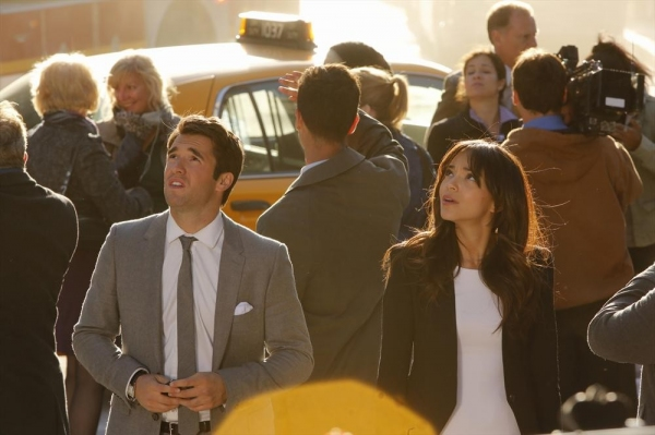 Josh Bowman, Ashley MadekwE