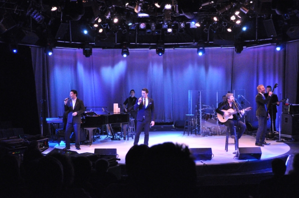 Photo Coverage The Tenors Play Nycb Theatre At Westbury
