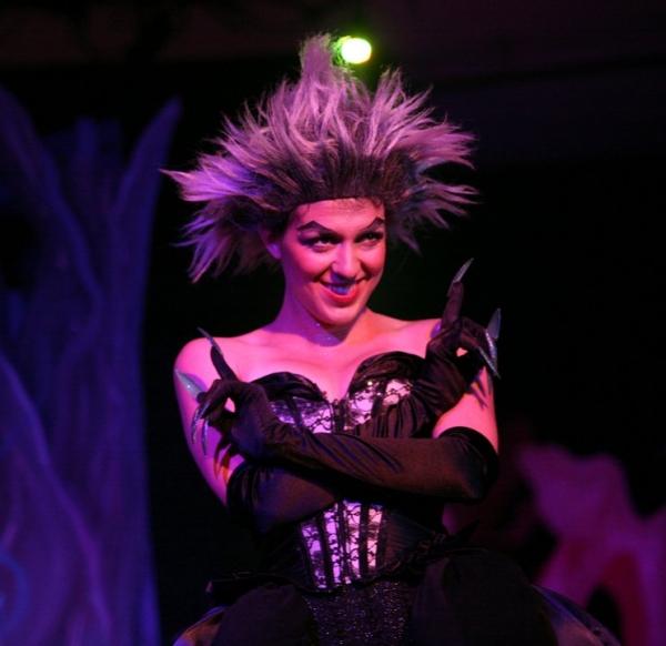 Theresa Riforgiate as Ursula