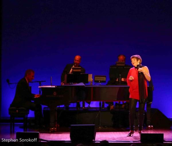 John Oddo, music director & Karrin Allyson Photo