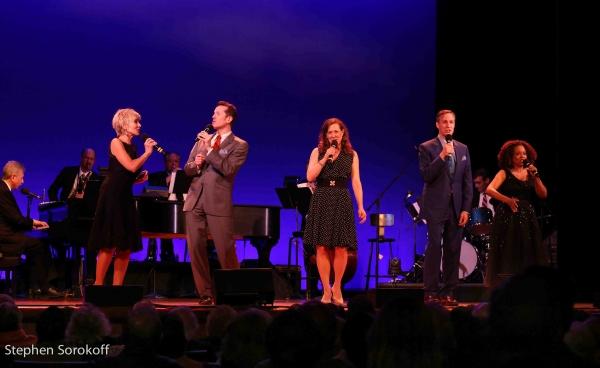 Debby Boone, Howard McGillin, Karen Ziemba, Paula West Photo