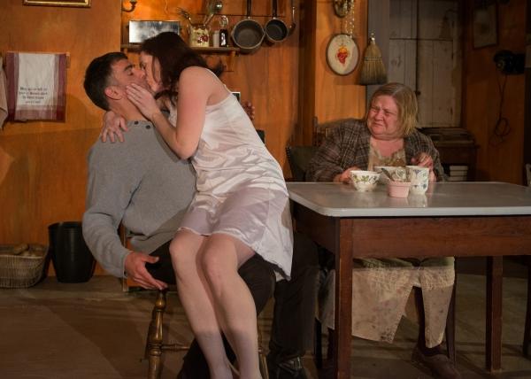 Steve Kidd, Jeanine Kane, and Wendy Overly